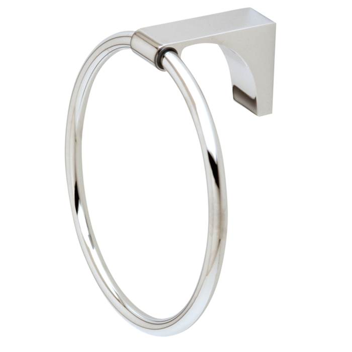 Alno Towel Rings Bathroom Accessories item A6840-PC