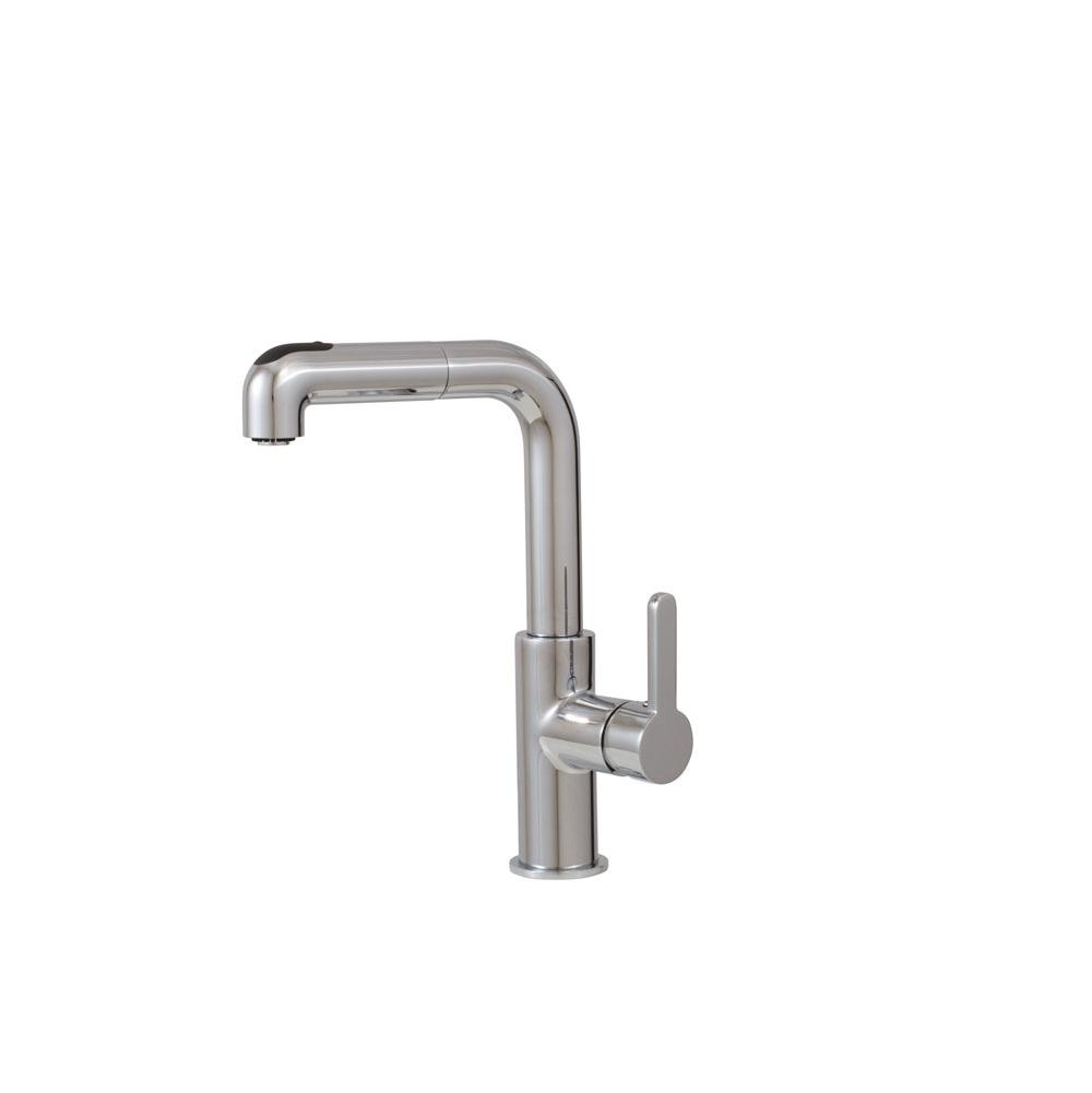 Aquabrass Pull Out Faucet Kitchen Faucets item ABFK5043NPC