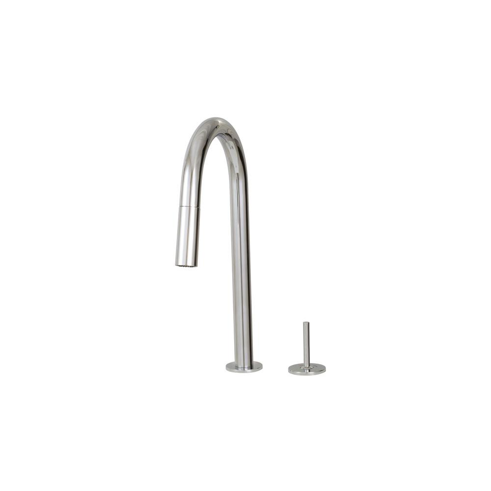 Aquabrass Pull Down Faucet Kitchen Faucets item ABFK6045JBN