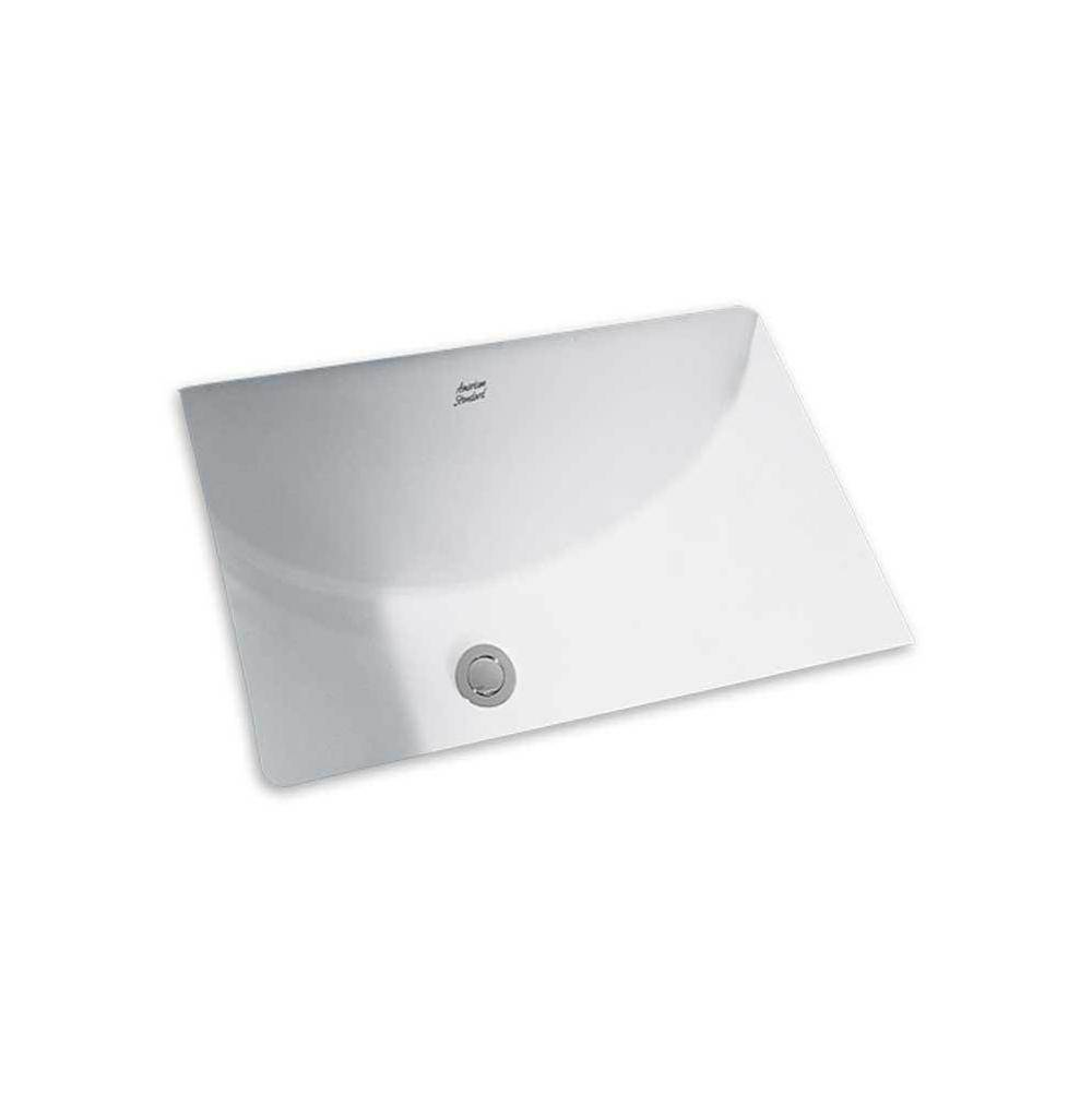 American Standard At Decorative Plumbing Supply Plumbing - American standard undermount bathroom sinks