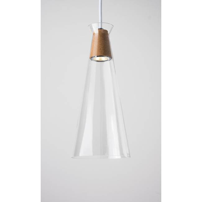 Ayre Multi Point Pendants Pendant Lighting item NAKPL3F-P-CL-CH-CK-WC-LED