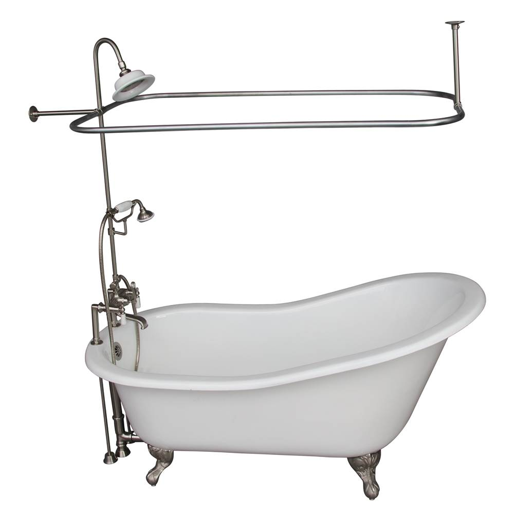 Barclay Clawfoot Soaking Tubs item TKCTSH60-SN3
