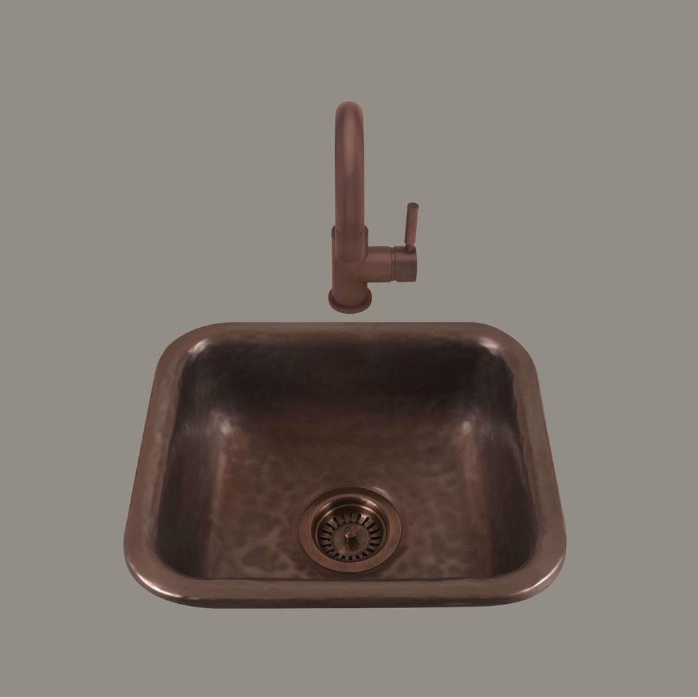 Bates And Bates Drop In Bar Sinks item Z1214T.D.MZB