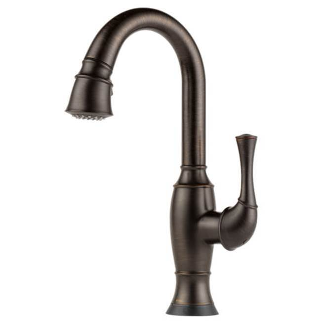 Brizo Single Hole Kitchen Faucets item 64903LF-RB
