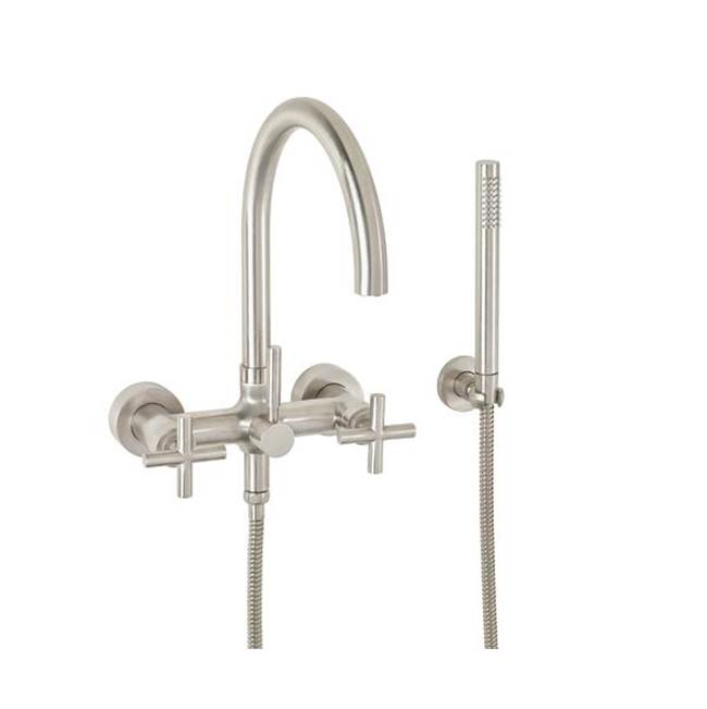 California Faucets Wall Mount Tub Fillers item 1106-66.18-PB