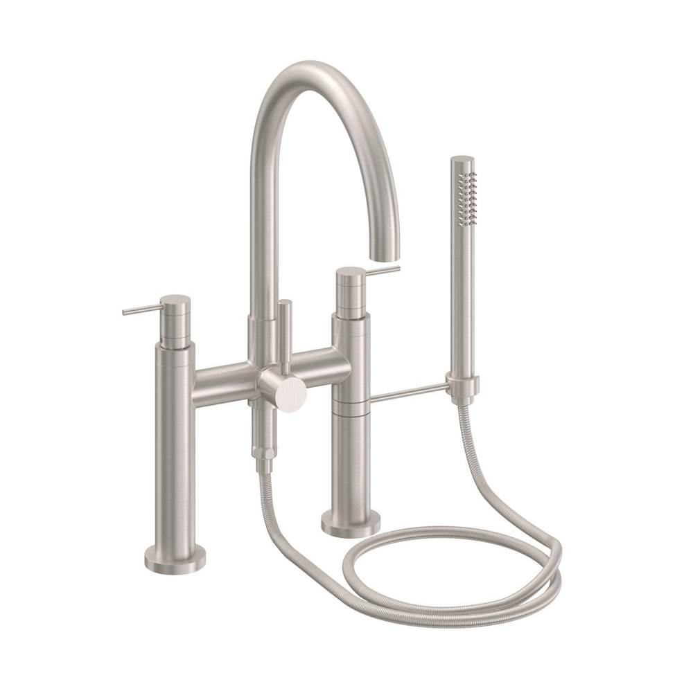 California Faucets Deck Mount Tub Fillers item 1108-E5.20-ABF