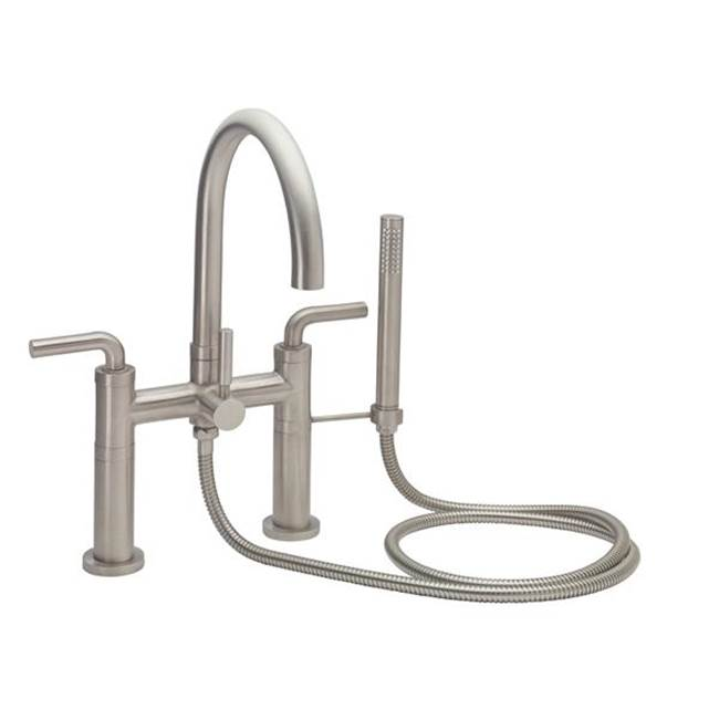 California Faucets Deck Mount Tub Fillers item 1108-74.20-SB