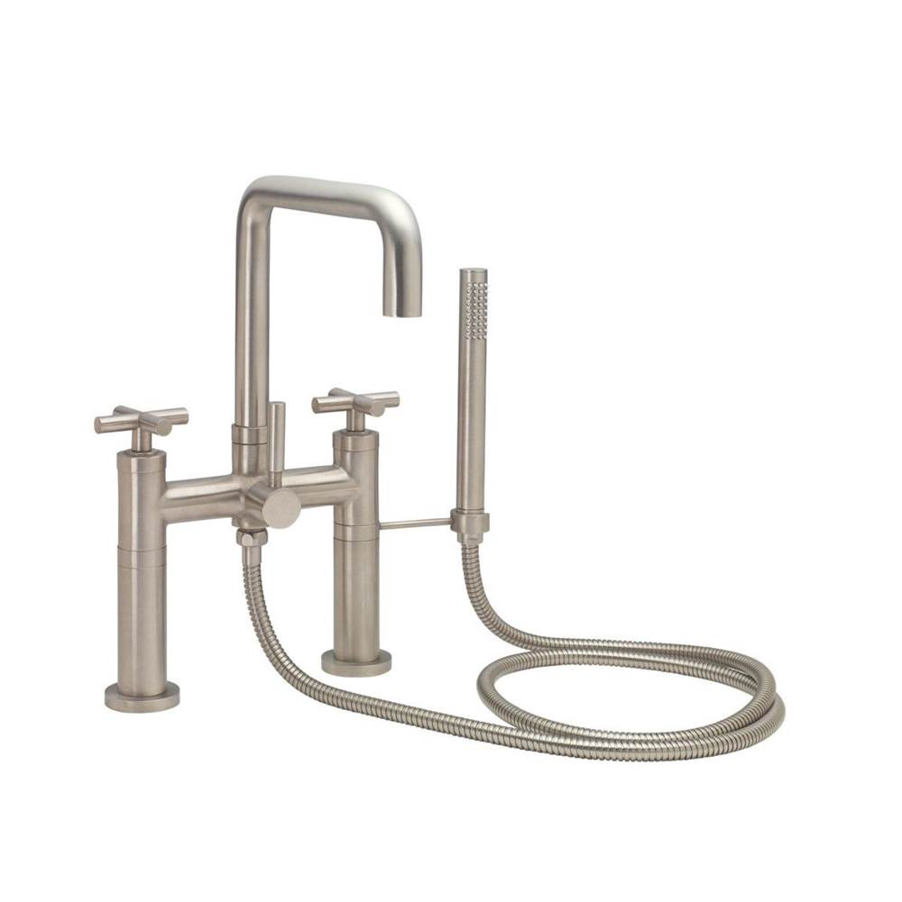 California Faucets Deck Mount Tub Fillers item 1208-53F.18-USS