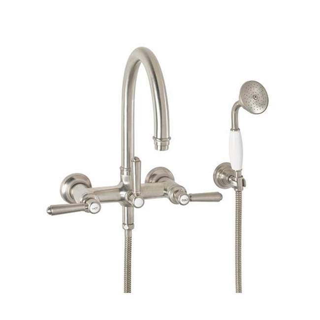 California Faucets Wall Mount Tub Fillers item 1306-69.18-USS