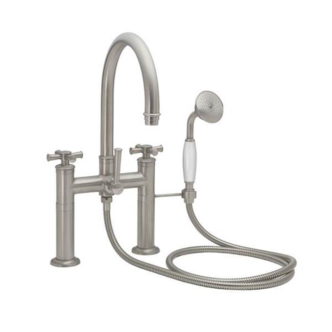 California Faucets Deck Mount Tub Fillers item 1308-35.20-SC