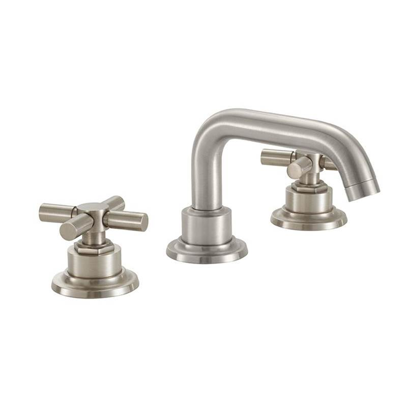 California Faucets Widespread Bathroom Sink Faucets item 3002XZBF-SBZ