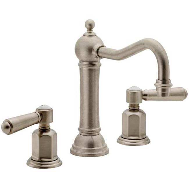 California Faucets Widespread Bathroom Sink Faucets item 3302-RBZ