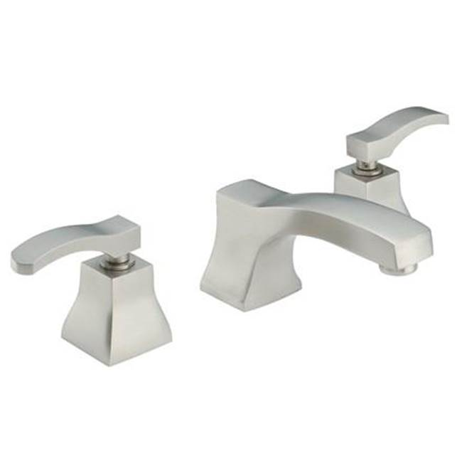 California Faucets Widespread Bathroom Sink Faucets item 4402ZBF-BNU