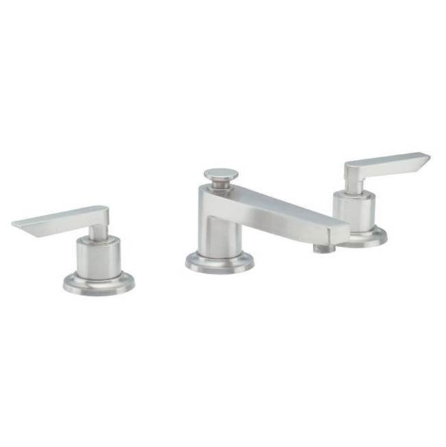 California Faucets Widespread Bathroom Sink Faucets item 4502-SN
