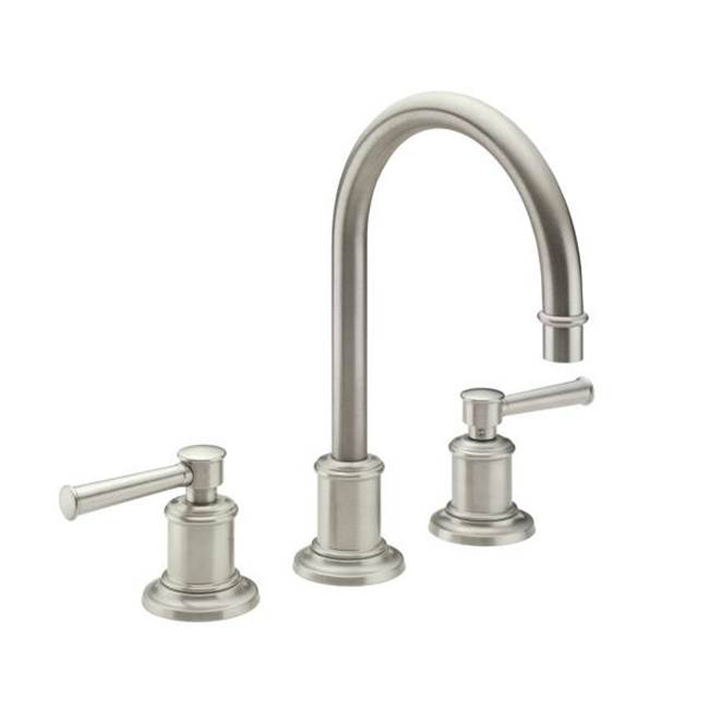 California Faucets Deck Mount Tub Fillers item TO-4808-RBZ