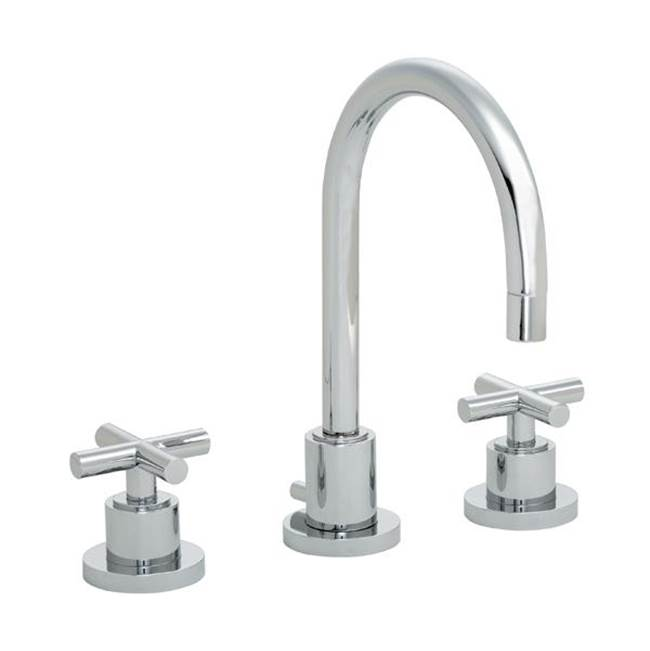 California Faucets Widespread Bathroom Sink Faucets item 6502ZBF-SBZ