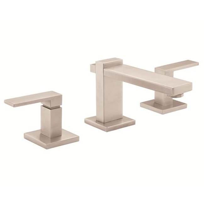 California Faucets Widespread Bathroom Sink Faucets item 7702ZB-BTB