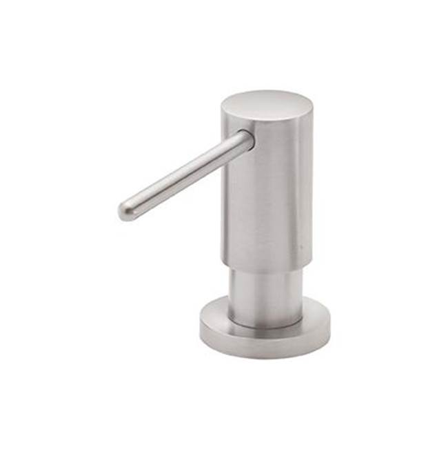 California Faucets Soap Dispensors Kitchen Accessories item 9631-K50-WHT