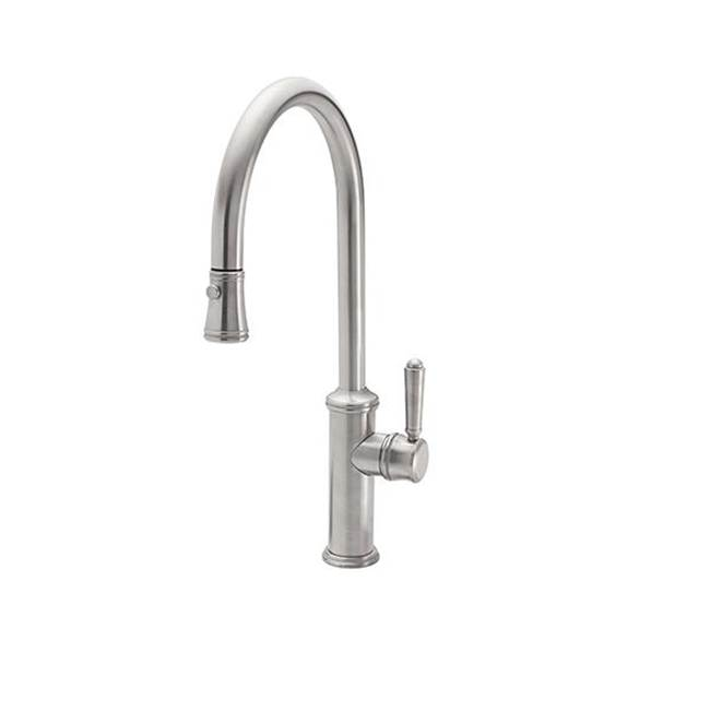 California Faucets Pull Down Faucet Kitchen Faucets item K10-102-40-BNU