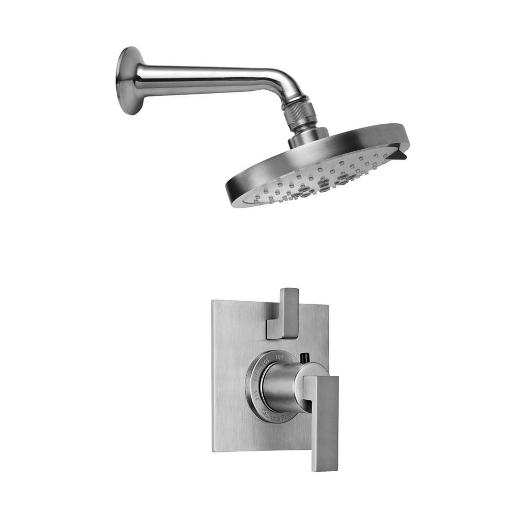 California Faucets  Shower Only Faucets item KT01-77.25-LSG
