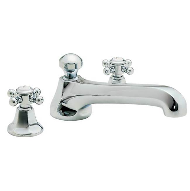 California Faucets Deck Mount Tub Fillers item TO-4708-SS