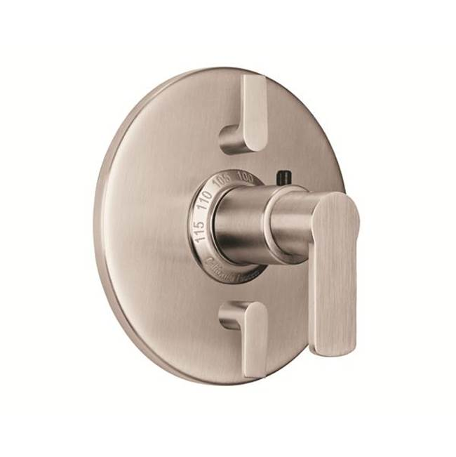 California Faucets Diverter Trims Shower Components item TO-TH2L-E4-GRP