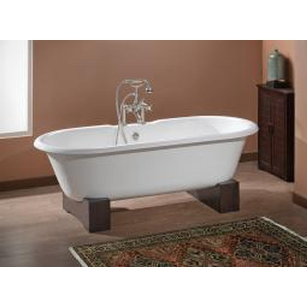 Cheviot Products Free Standing Soaking Tubs item 2110-WC-8-AB