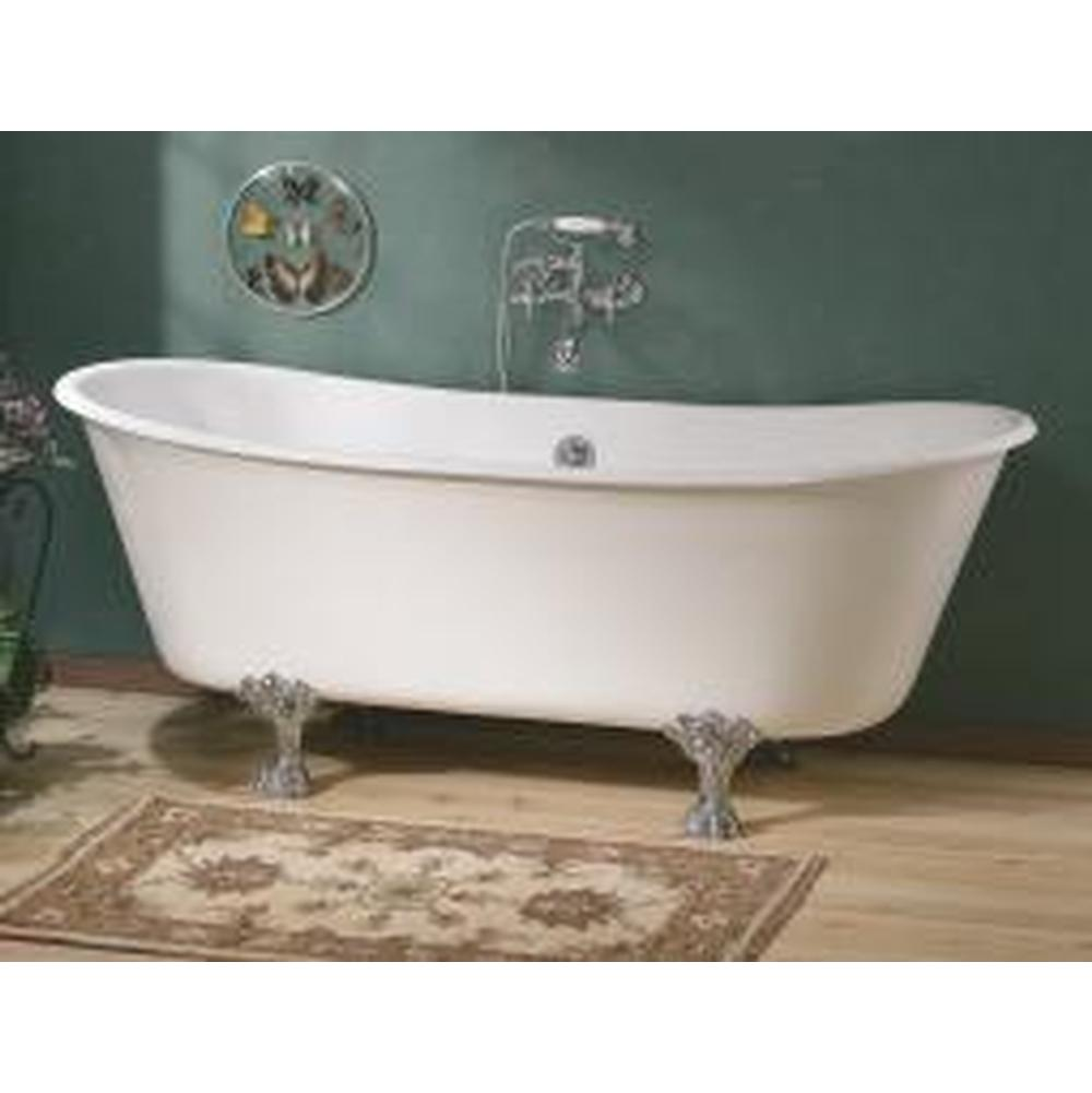 Cheviot Products Clawfoot Soaking Tubs item 2122-WC-CH