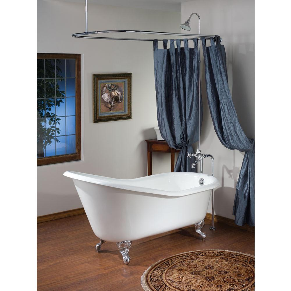 Cheviot Products Clawfoot Soaking Tubs item 2108-WC-PB