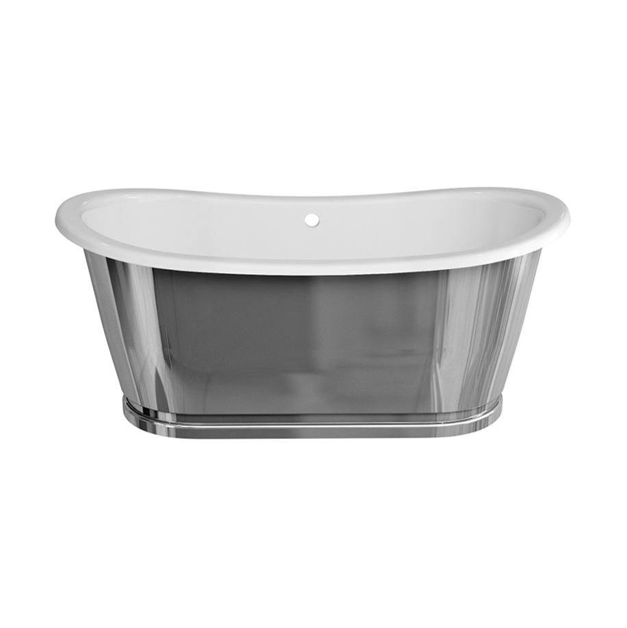 Crosswater London  Soaking Tubs item US-N25CS