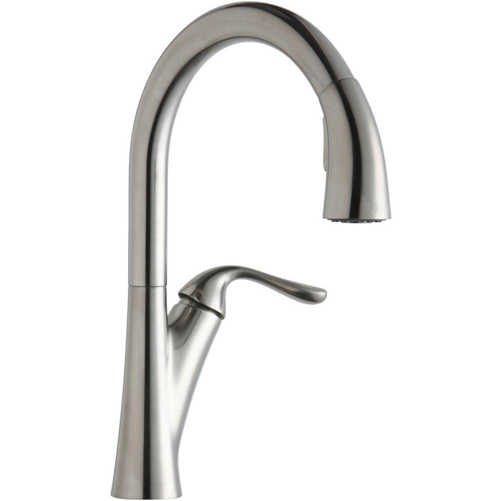 Elkay Single Hole Kitchen Faucets item LKHA4031LS