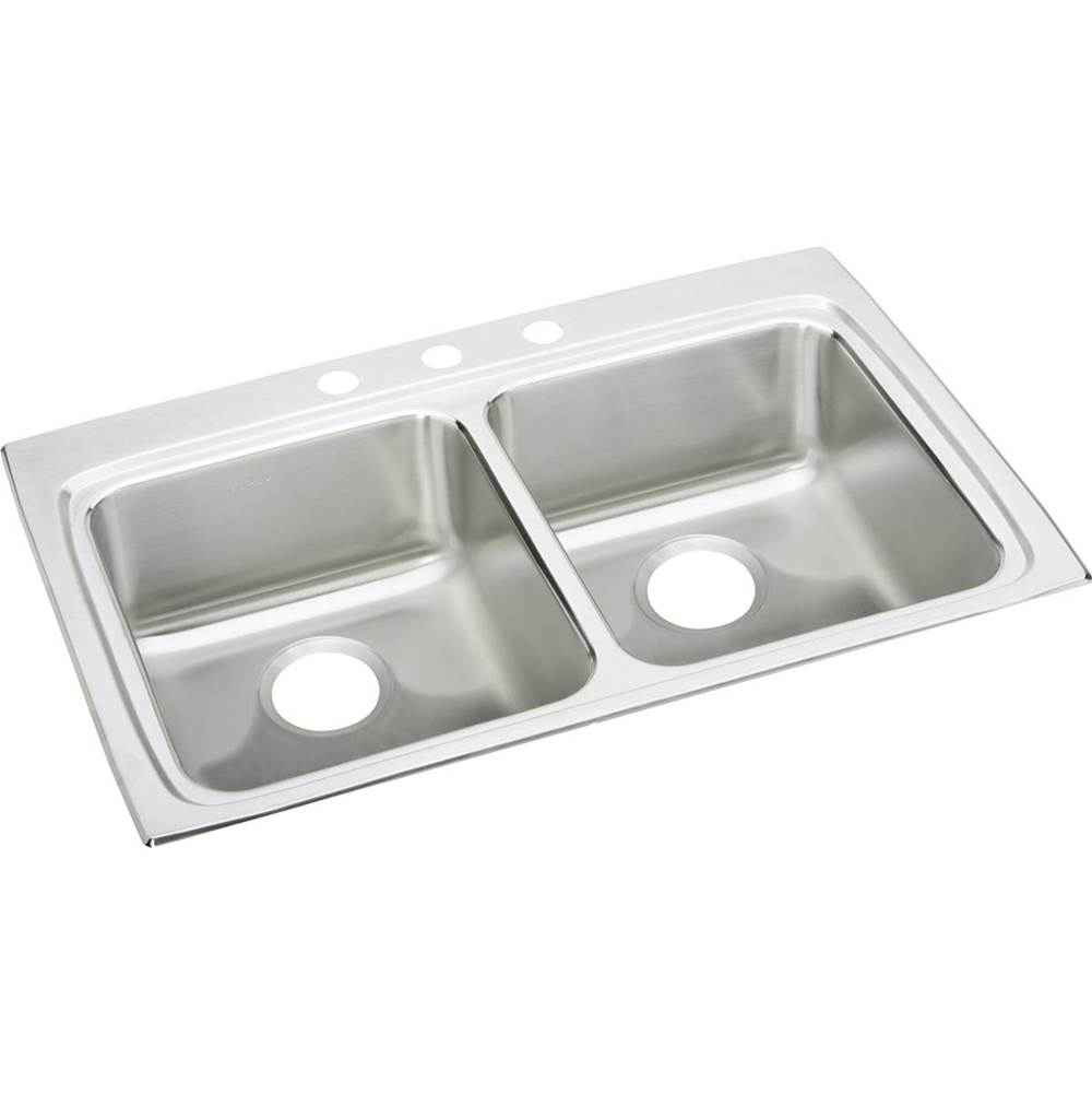 Elkay Drop In Kitchen Sinks item LRAD332250MR2