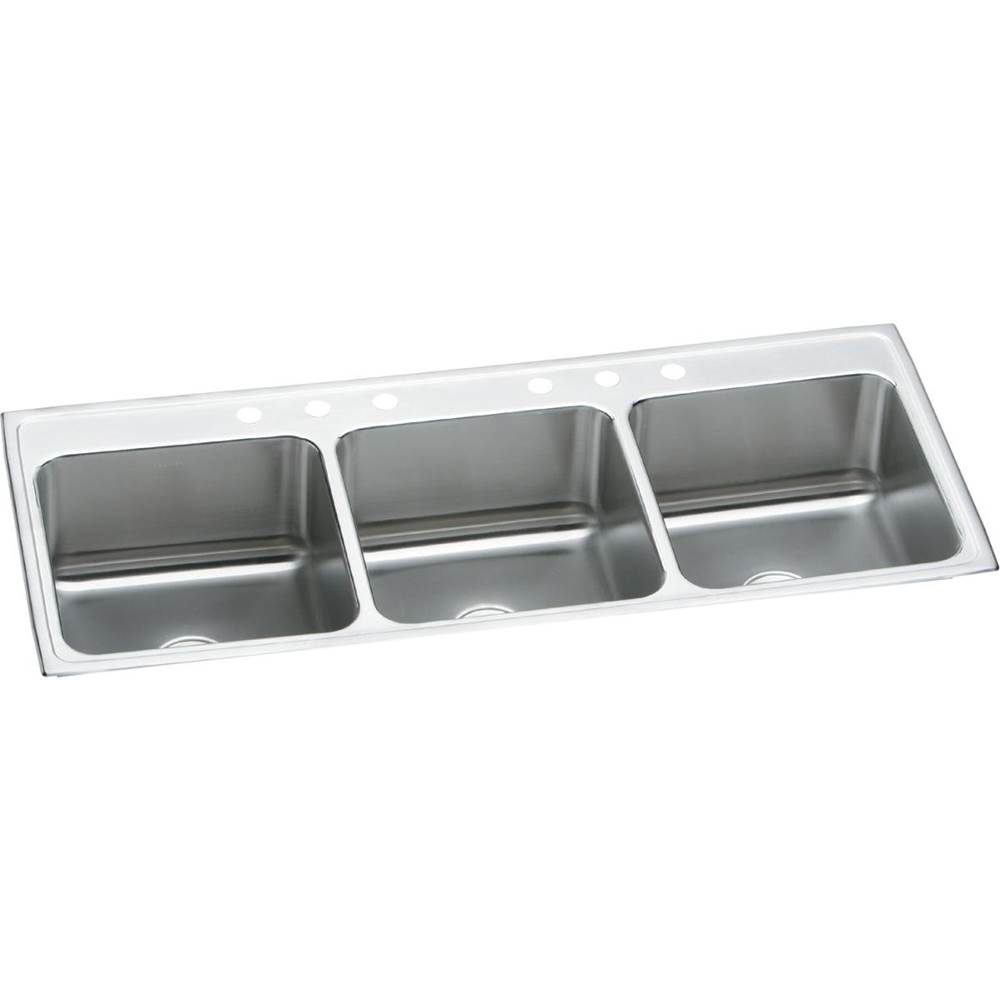 Elkay Drop In Double Bowl Sink Kitchen Sinks item LTR6322108