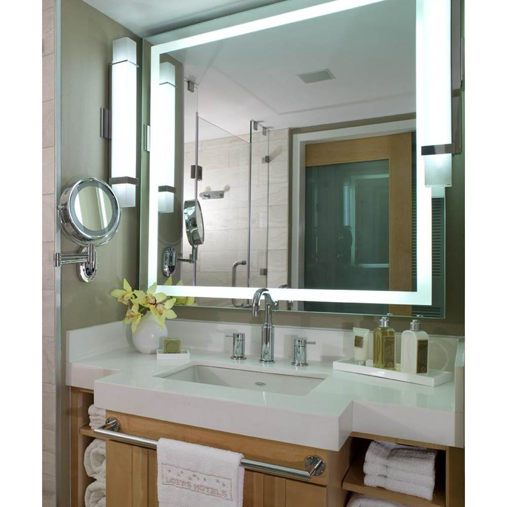 Electric Mirror Electric Lighted Mirrors Mirrors item INT-4236