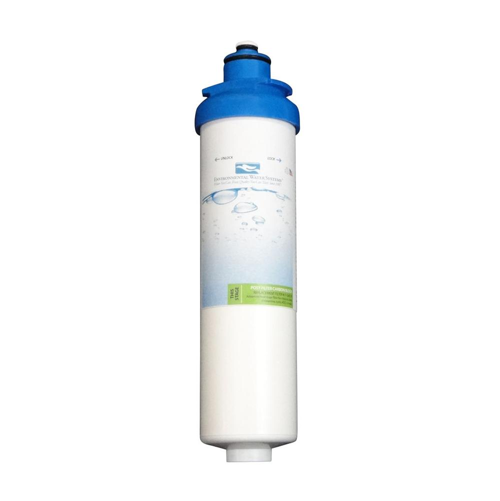Environmental Water Systems Replacement Water Filters Under Sink Water Filtration item F.SET.SS-1.0