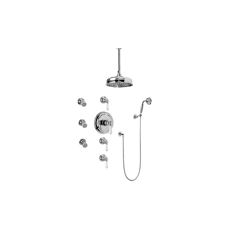 Graff Complete Systems Shower Systems item GA1.221B-LC1S-OB