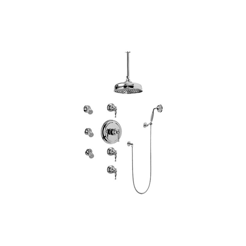 Graff Complete Systems Shower Systems item GA1.221B-LM22S-PN-T