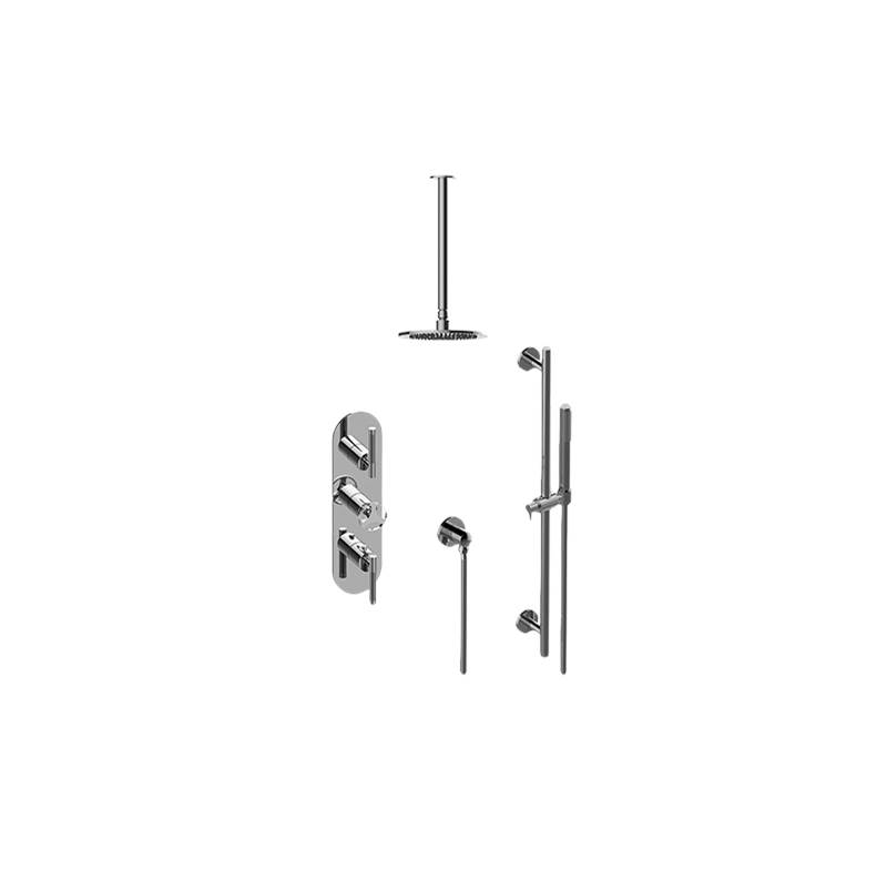 Graff Diverter Trims Shower Components item GL3.041WB-ALM57C19-PN-T