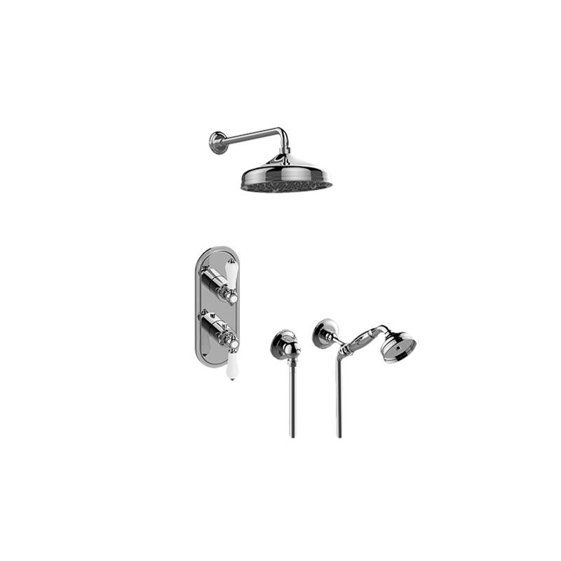 Graff Diverter Trims Shower Components item GS2.022WD-LC1E0-AU-T