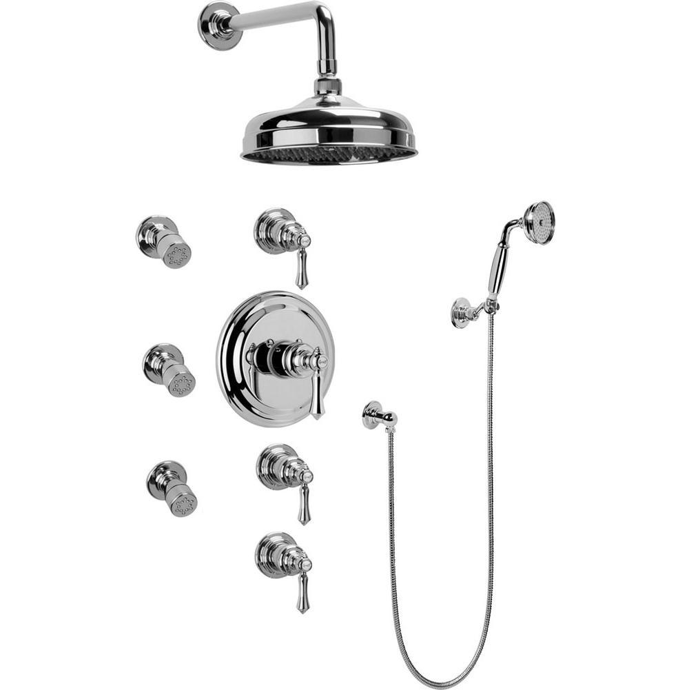 Graff Complete Systems Shower Systems item GA1.222B-LM15S-PC