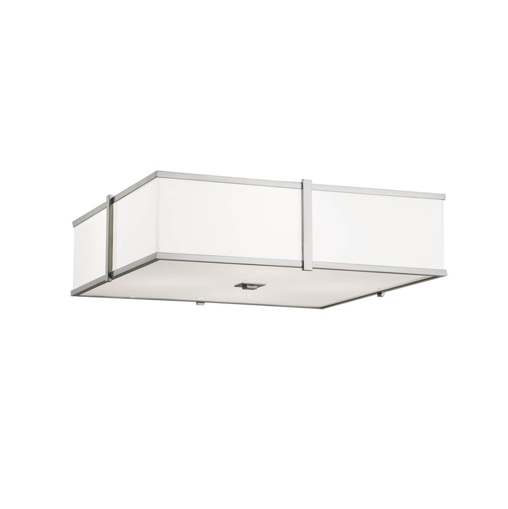 Ilex Flush Ceiling Lights item HSF16-FL-BW-PB-IN