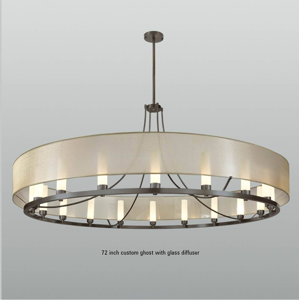 Ilex  Chandeliers item GHOG60-TU-SOZ-SH-MB-IN