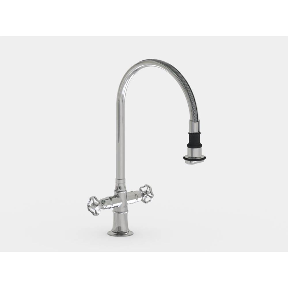 Jaclo Single Hole Kitchen Faucets item 1022-X-PSS