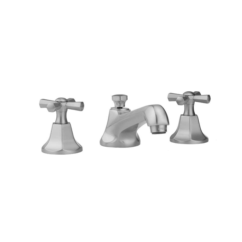 Jaclo Widespread Bathroom Sink Faucets item 6870-T686-PN
