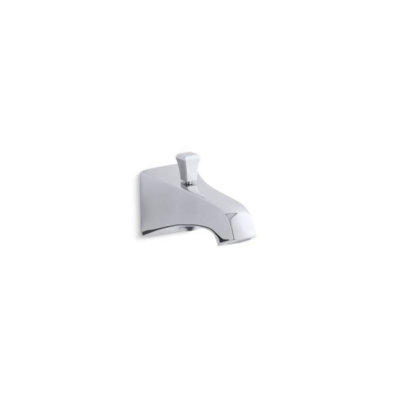 Kohler Wall Mounted Tub Spouts item 496-V-CP