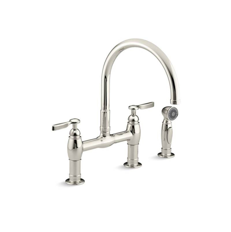 Kohler 6131 4 Sn At Decorative Plumbing Supply Plumbing Showroom