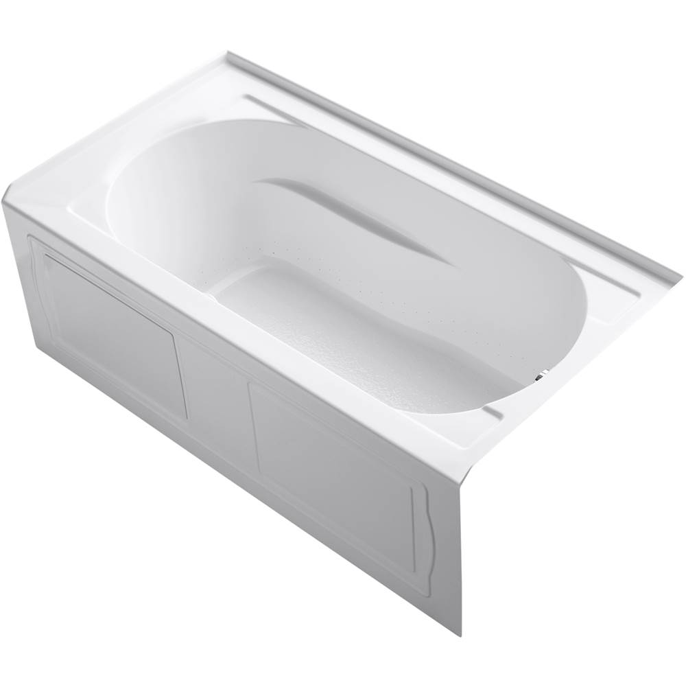 Kohler Three Wall Alcove Soaking Tubs item 1357-GHRA-0