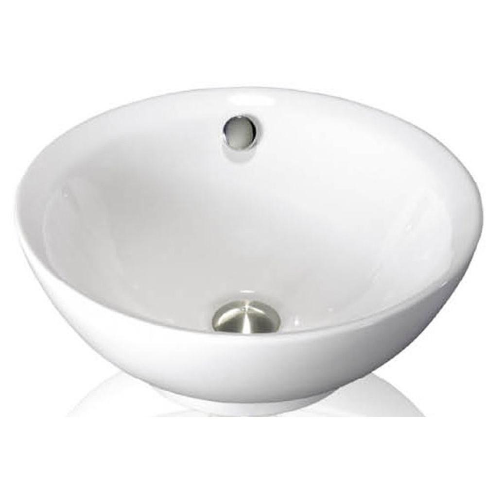 Lenova Vessel Bathroom Sinks item PAC-04