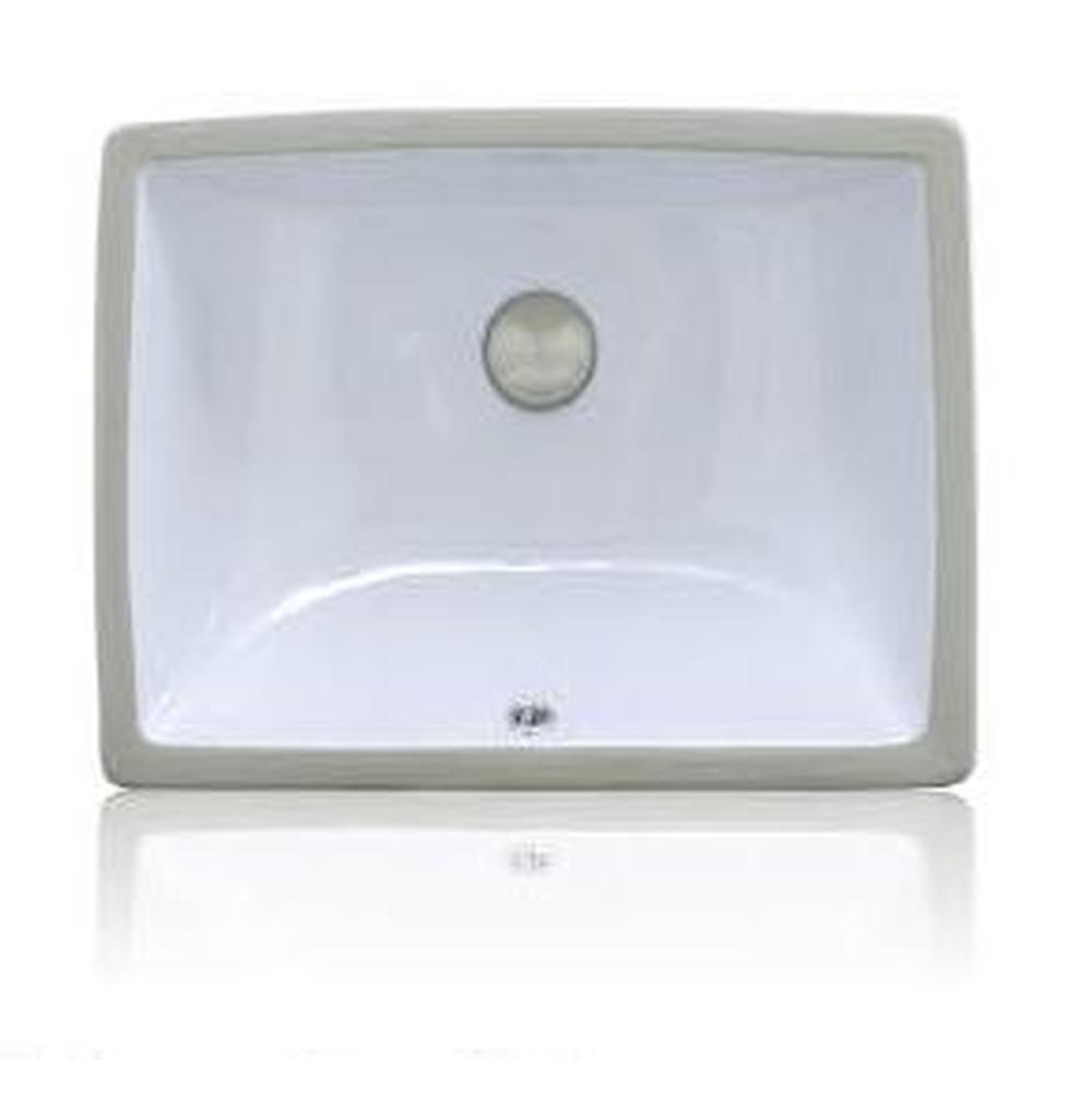 Lenova Undermount Bathroom Sinks item PU-01-W