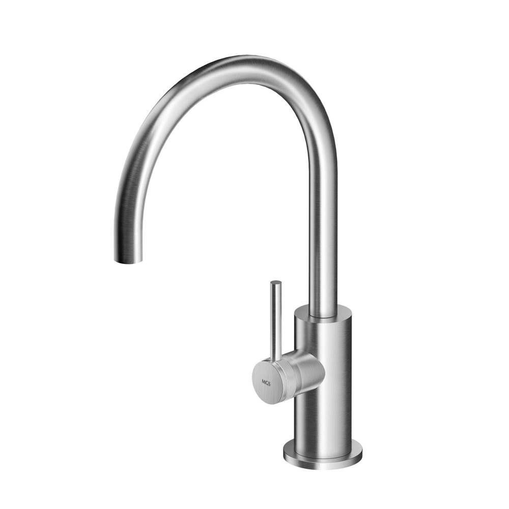 MGS Single Hole Bathroom Sink Faucets item ER264-M